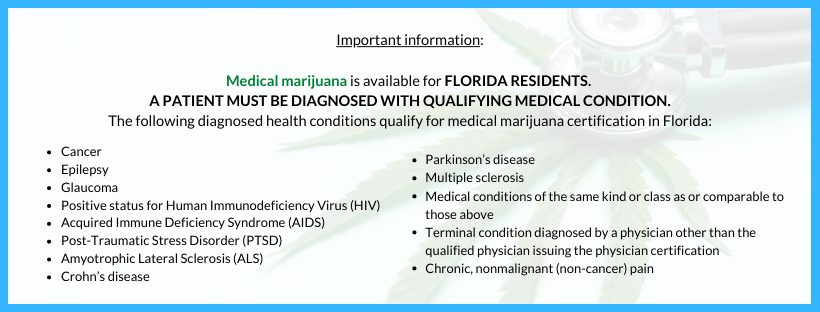 medical marijuana in Gainesville