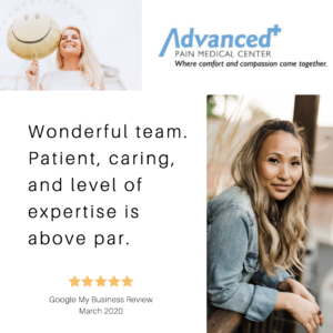 Advanced Pain Medical Center review